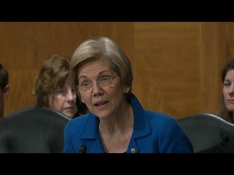 Ben Carson, Elizabeth Warren spar during confirmation hearing