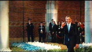 Barack Obama naar Rijksmuseum Amsterdam