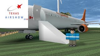 TEXAS AIR SHOW | ROBLOX