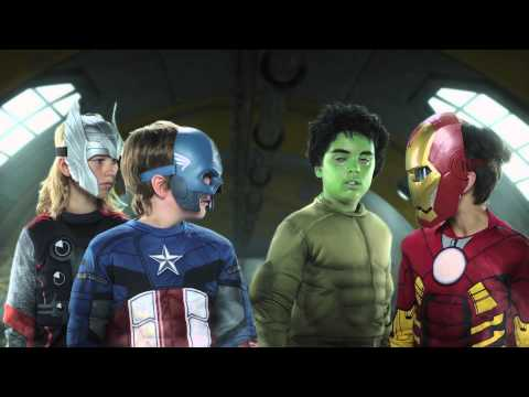 Smyths Toys Superstores mini-avengers TV commercial