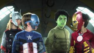 Smyths Toys Superstores mini-avengers TV commercial