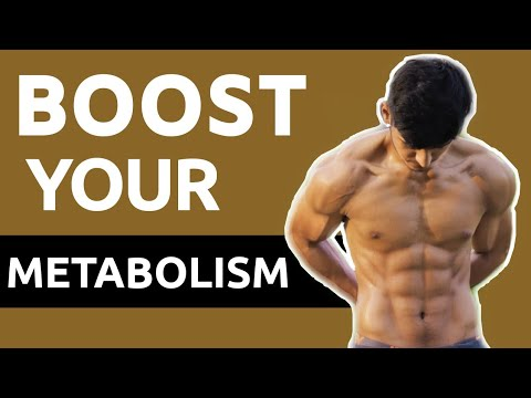 5 EASY Ways To Boost Your Metabolism Naturally | Hindi