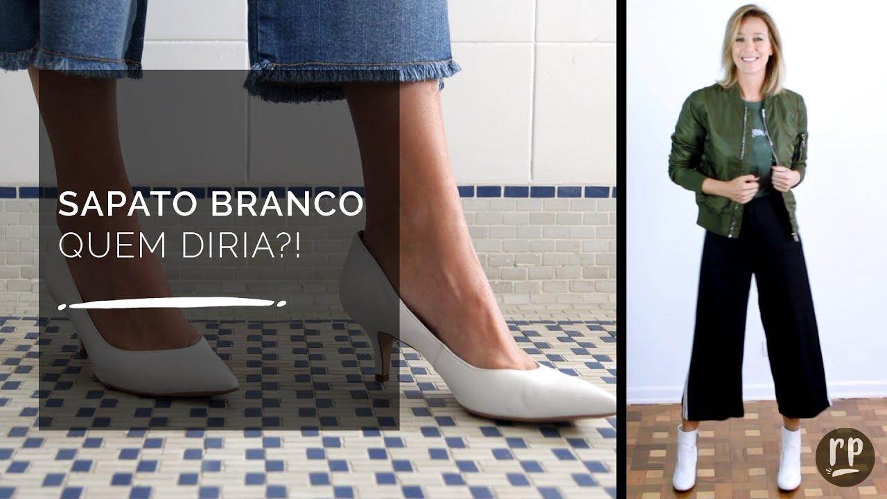72219a7bbc SAPATO BRANCO, QUEM DIRIA?! | Roupa de Padoca por Bia Paes de Barros ...