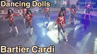Dancing Dolls - Bartier Cardi (Audio Swap)