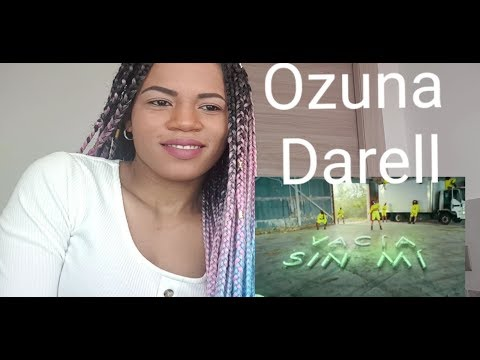 Ozuna ft Darell  - Vacia Sin Mi (REACTION  - REACCIÓN)