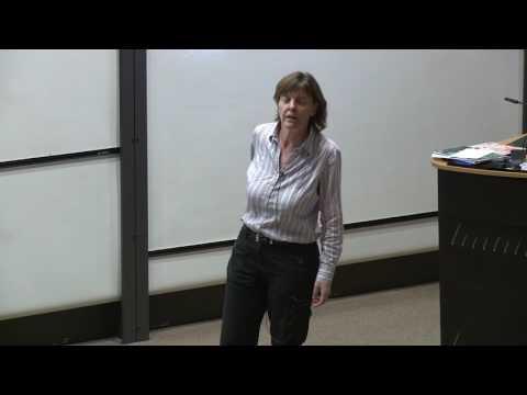 Modelling Genes - Alison Etheridge