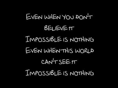 Iggy azalea impossible is nothing