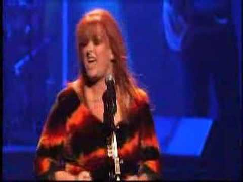 Wynonna I want to know what love is