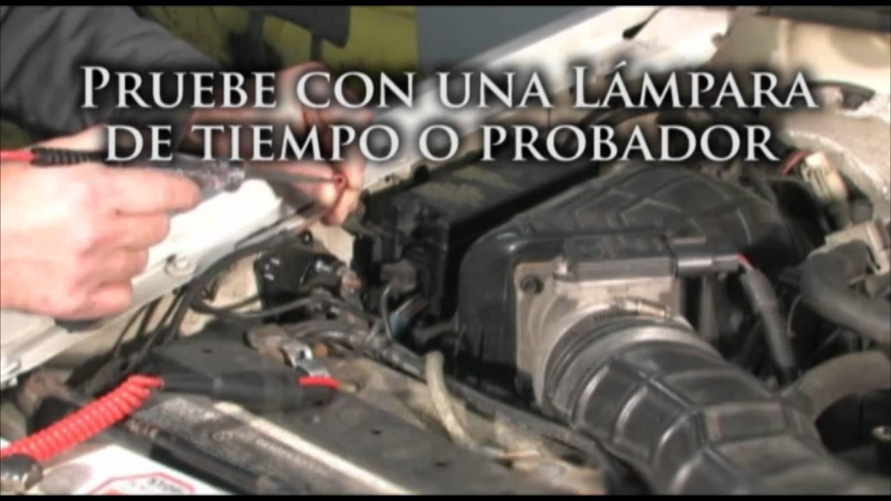 Reparación y funcionamiento de solenoide de arranque de Ford  YouTube