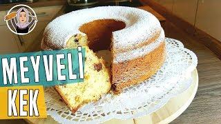 Kek Tarifi-Kuru meyveli (üzüm kayisi incir) Cevizli kek| Hatice Mazı ile Yemek Tarifleri