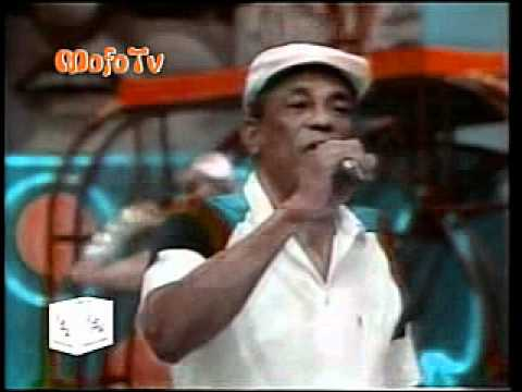 Bezerra da Silva no Cassino do Chacrinha (1986): Malandragem Dá Um Tempo