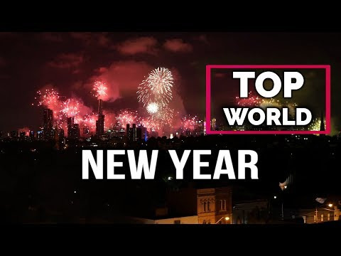 🚀 Happy 2018! TOP THE BEST FIREWORKS IN THE WORLD 2017: New Year's Eve and New Year 2017