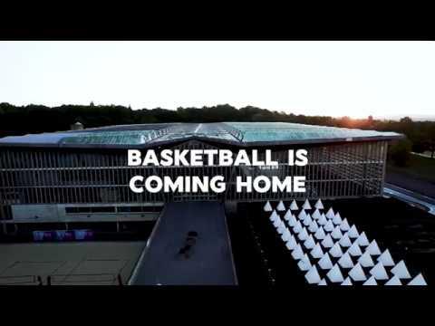London City Royals bring basketball back to Crystal Palace #BasketballsComingHome