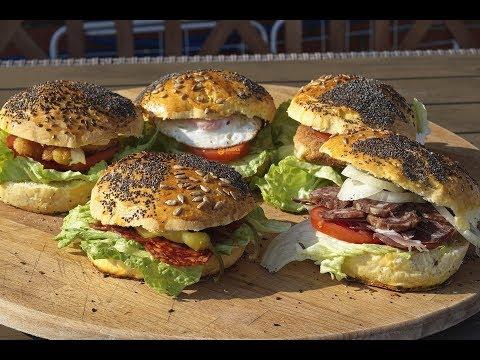 Sendviči Sandwiches -