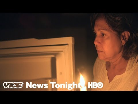 This Is Life In Venezuela When The Lights Go Out (HBO)