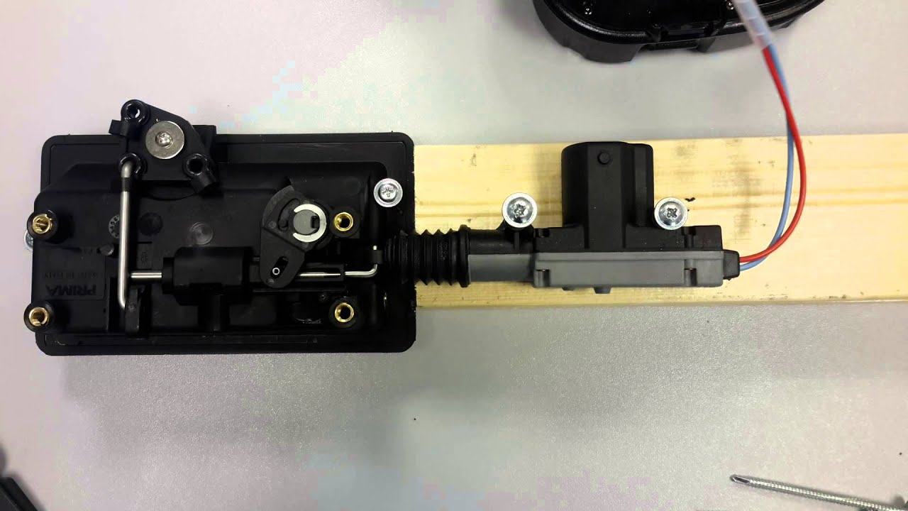 hight resolution of 2 wire actuator