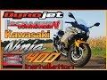 2018 Kawasaki Ninja 400 Power Commander 5 Install PCV