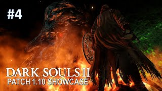 Dark Souls 2, Patch 1.10: Fourth encounter with Aldia, Scholar of the First Sin