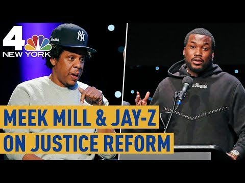 Meek Mill Teams Up With Jay-Z, 76ers and Patriots Owners for Criminal Justice Reform Mp3