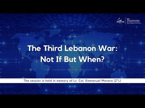 The Third Lebanon War: not if but when?