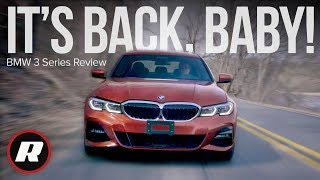 The 2019 BMW 3 Series Review: A new and much-improved sports sedan