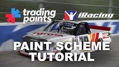 iRacing Paint Basics