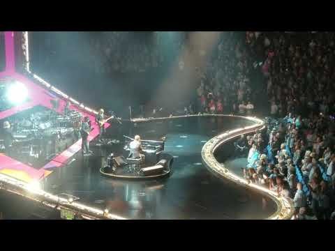 Elton John Opening Bennie And The Jets Keybank Center 9/15/18