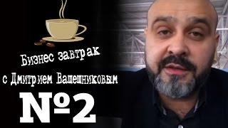 ДВИК | Бизнес-завтрак с Дмитрием Вашешниковым: Запретные темы в общении с клиентом