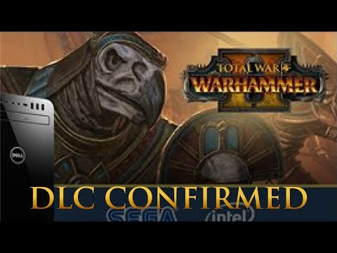 Total War: Warhammer 2 - New Faction Confirmed (Tomb Kings DLC?)
