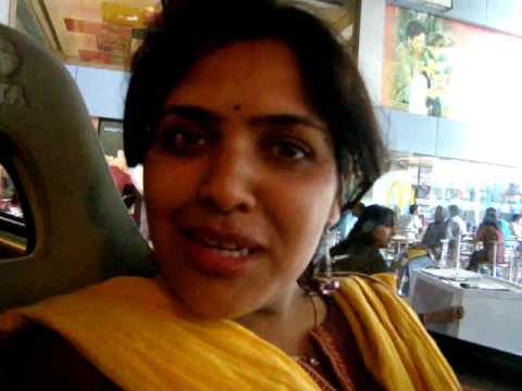 RJ Anjali of Radio City Pune speaking on Nano