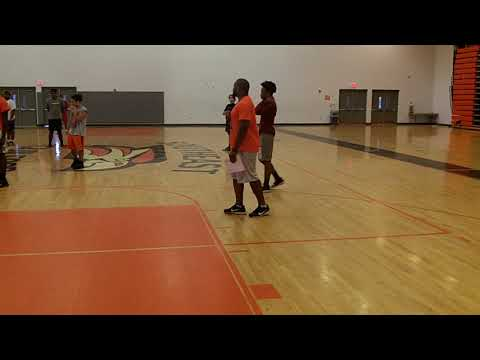 Southeast Guilford High School Football Practice On 8 3 18 Youtube