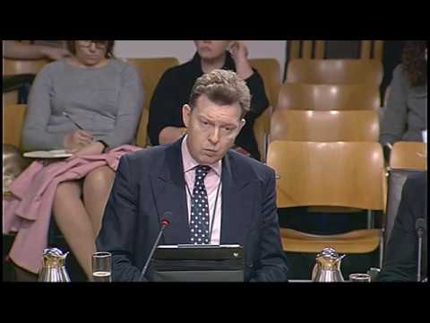 Public Audit Committee - Scottish Parliament: 20th January 2016