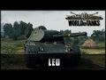 World of tanks live der schwedische leo deutsch gameplay mp3