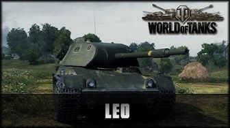 World of Tanks - Live: der schwedische Leo [ deutsch | gameplay ]