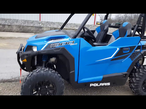 Polaris General 1000 Walk Around 0-60 Top Speed