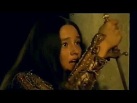 """Romeo And Juliet(1968) Music Of Donny Osmond """"A Time For Us"""""""