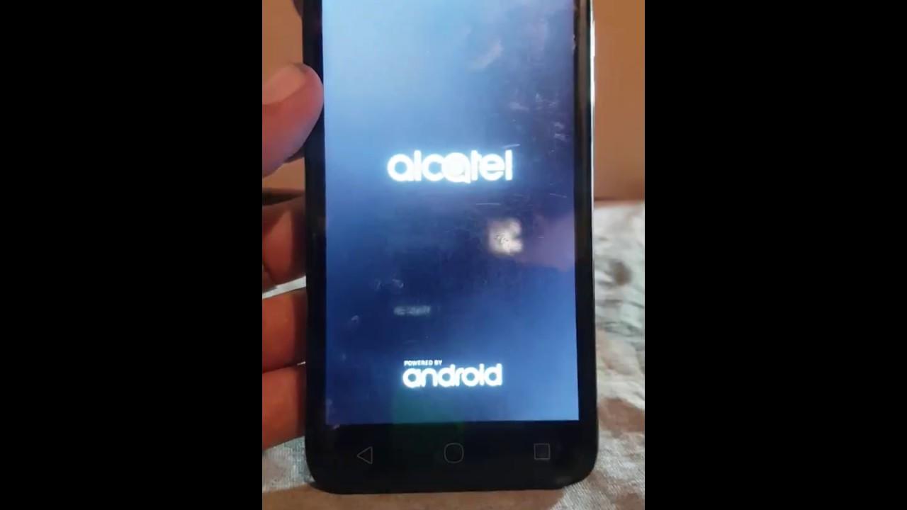 Eliminar Cuenta De Google Alcatel Pixi 4 5010g Sin Pc Y Si