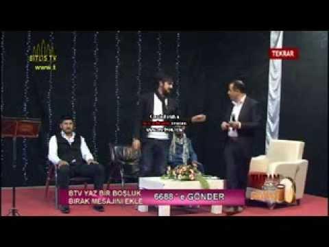 Rojvan Demir | Patnosum Şarkısı Bitlis Tv Canlı Yayın