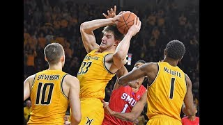 Men's Basketball Highlights - Wichita State 85, SMU 83