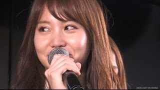 AKB48永尾まりや(21)が7日、東京・秋葉原のAKB48劇場で...