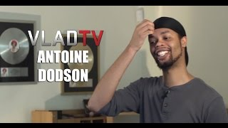 "Antoine Dodson Talks ""Bed Intruder Song"" Going Platinum"