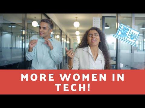 IT Industry More Women In Tech PLEASE!