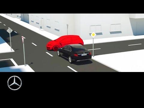 Active Braking Assist: Driving Assistance package - Mercedes-Benz original