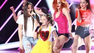 """Sofia Ciobanu cântă pe scena Next Star alături de Nicole Cherry melodia """"Vara mea"""""""