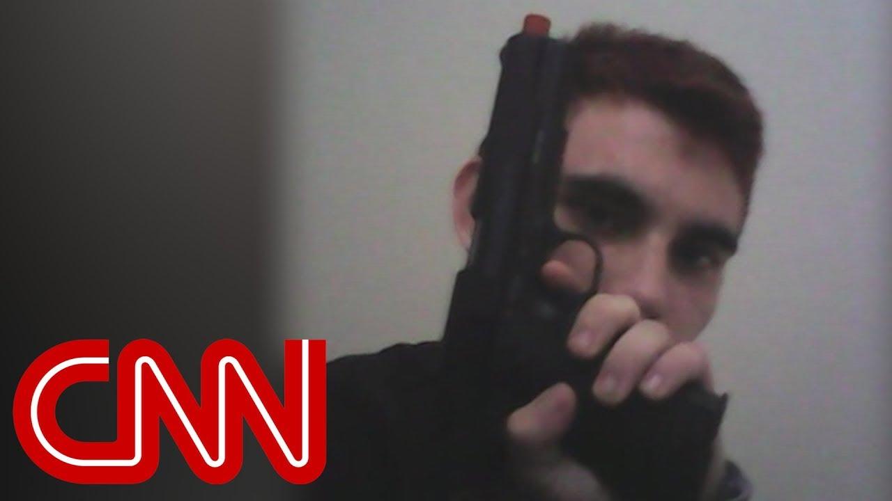 Florida school shooter made disturbing social media posts