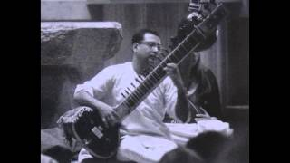 Raag Desh Drut by Pandit Nikhil Banerjee and Pandit Anindo Chatterjee