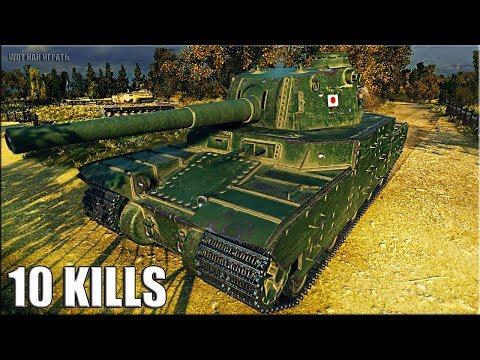Танк АЛКАША ВО ВСЕЙ КРАСЕ 🌟 медаль Колобанова 🌟Type 5 Heavy World of Tanks лучший бой тт 10 уровня