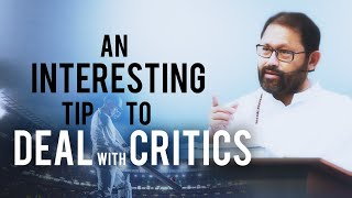 An Interesting Tip to Deal with Critics | A life lesson from Cricket by Pujya Gurudevshri Rakeshbhai