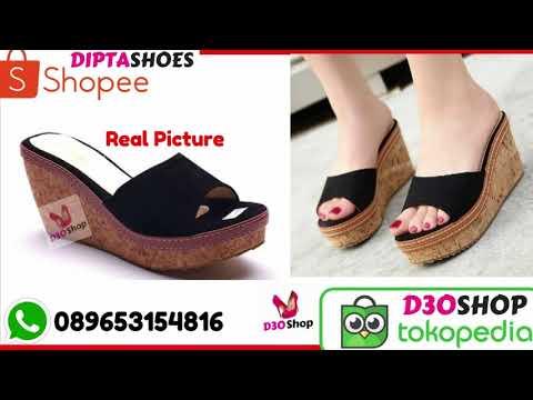 Jual Sepatu Wanita High Heels Grosir Murah Terlaris | Sepatu Wanita Hak Tinggi 089653134816