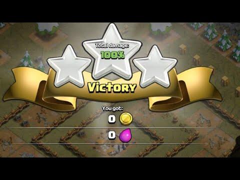 Fools Gold Won 100% Clash Of Clans TH5